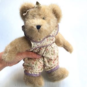 BOYDS BEAR Violet bear decorative collectors bear…